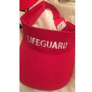 Lifeguard visor